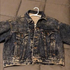 Levi's Denim Jacket unisex